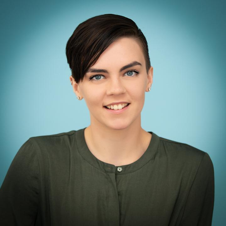Content Marketing Specialist Abigail Sims headshot