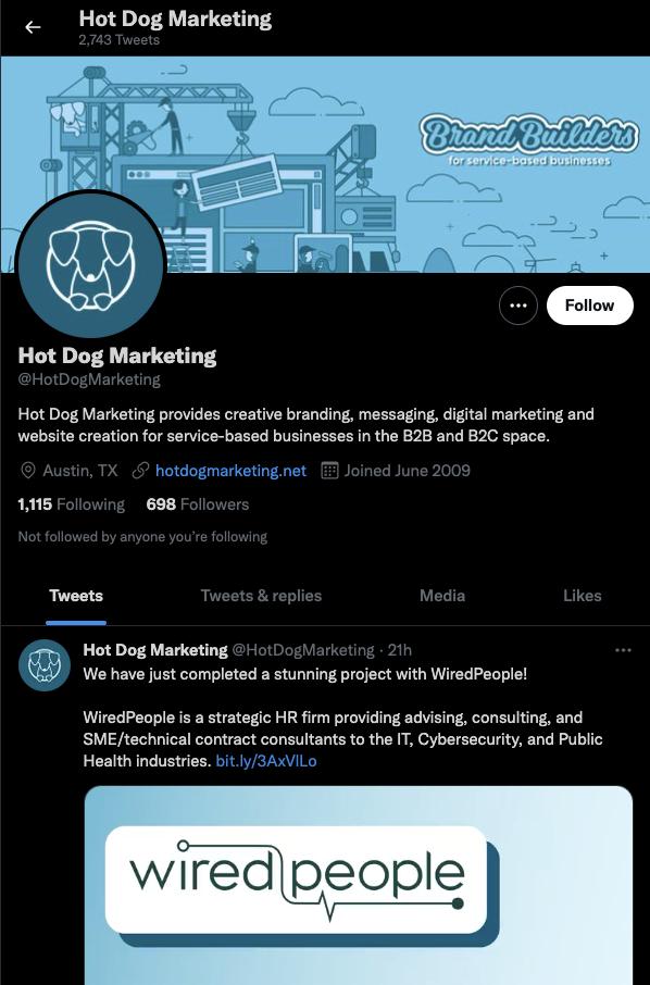 hot-dog-marketing-twitter-social-media-marketing-strategy